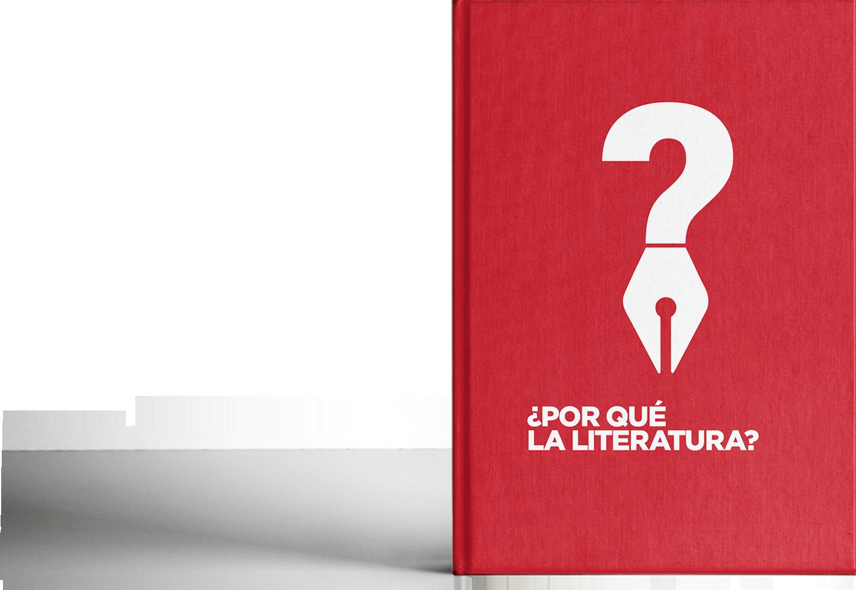 Portada libro Por qué la literatura