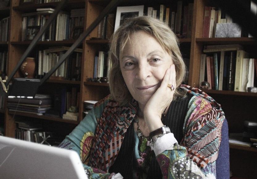 Foto de Soledad Puértolas