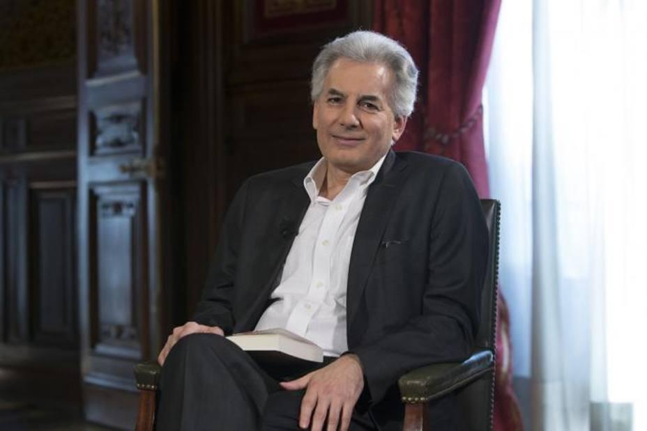 Foto de Álvaro Vargas Llosa